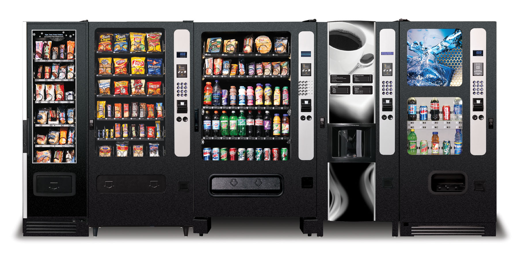 KBD Vending Services